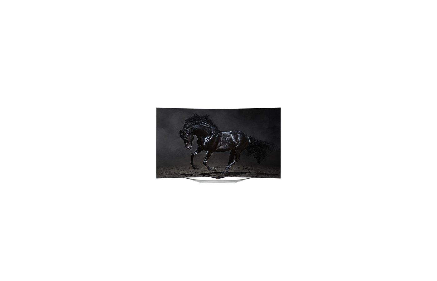 3D LED телевизор LG 55EC930V