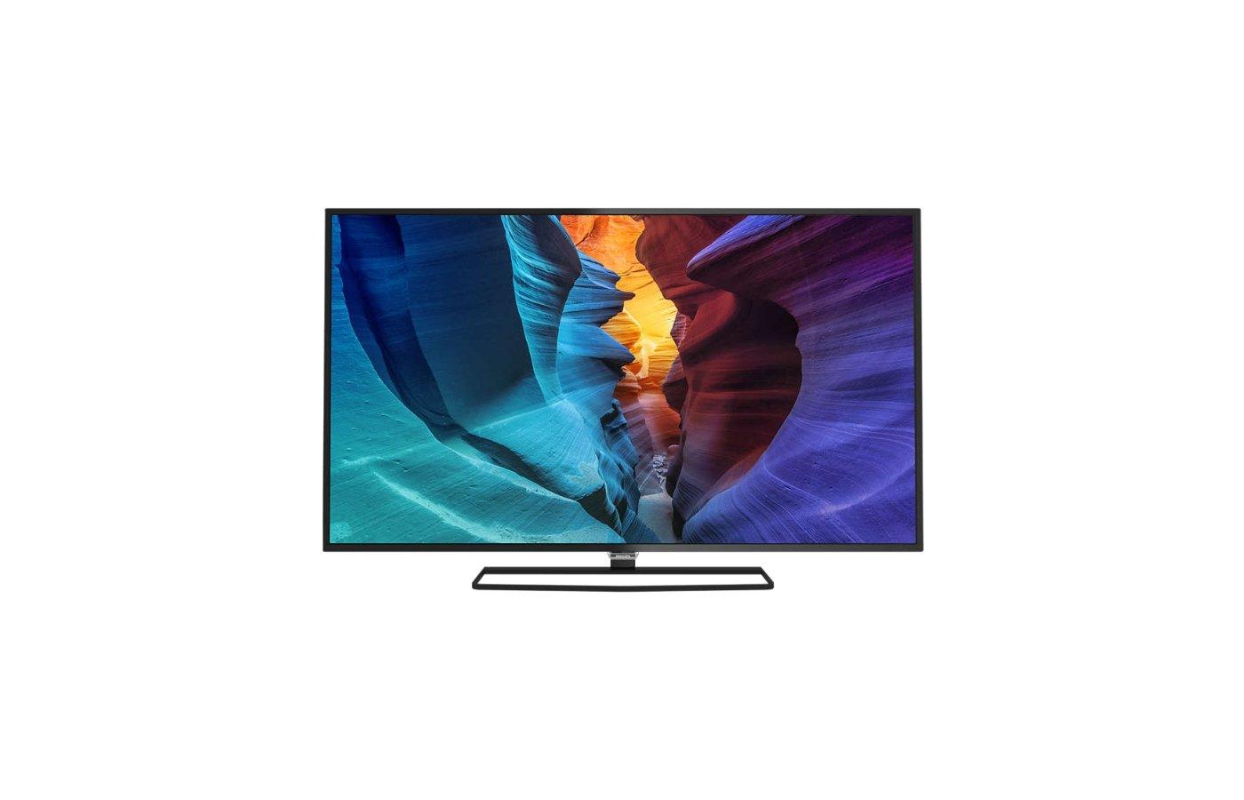 4K (Ultra HD) телевизор PHILIPS 55PUT 6400/60