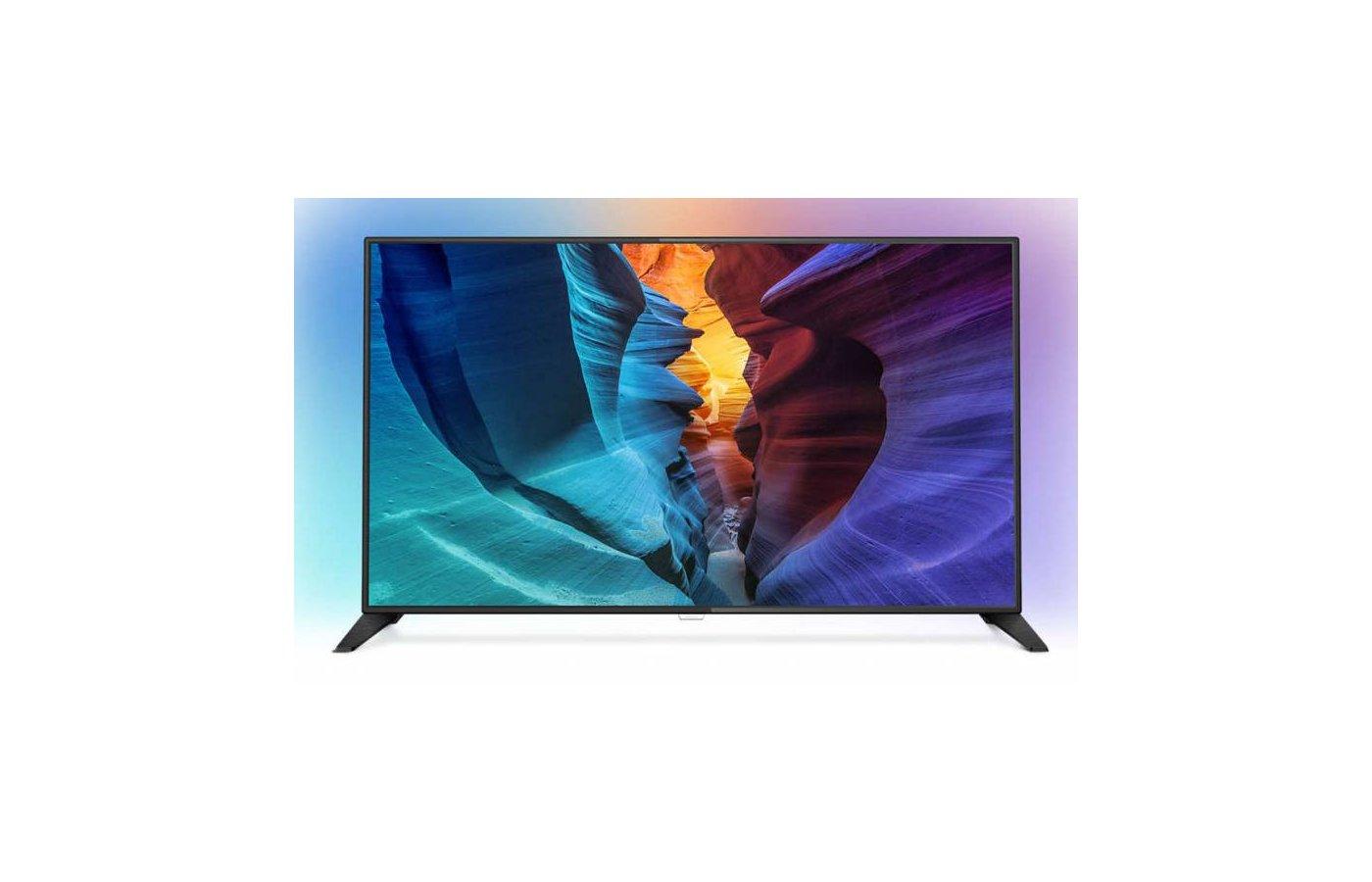3D LED телевизор PHILIPS 65PFT 6520/60