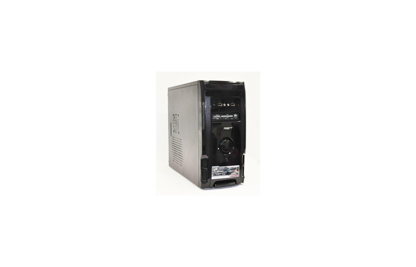 Системный блок РБТ R246 AMD X4 A8 7600 3.1Gh/4Gb/500Gb/R7 240D/DVD-RW/CR/DOS