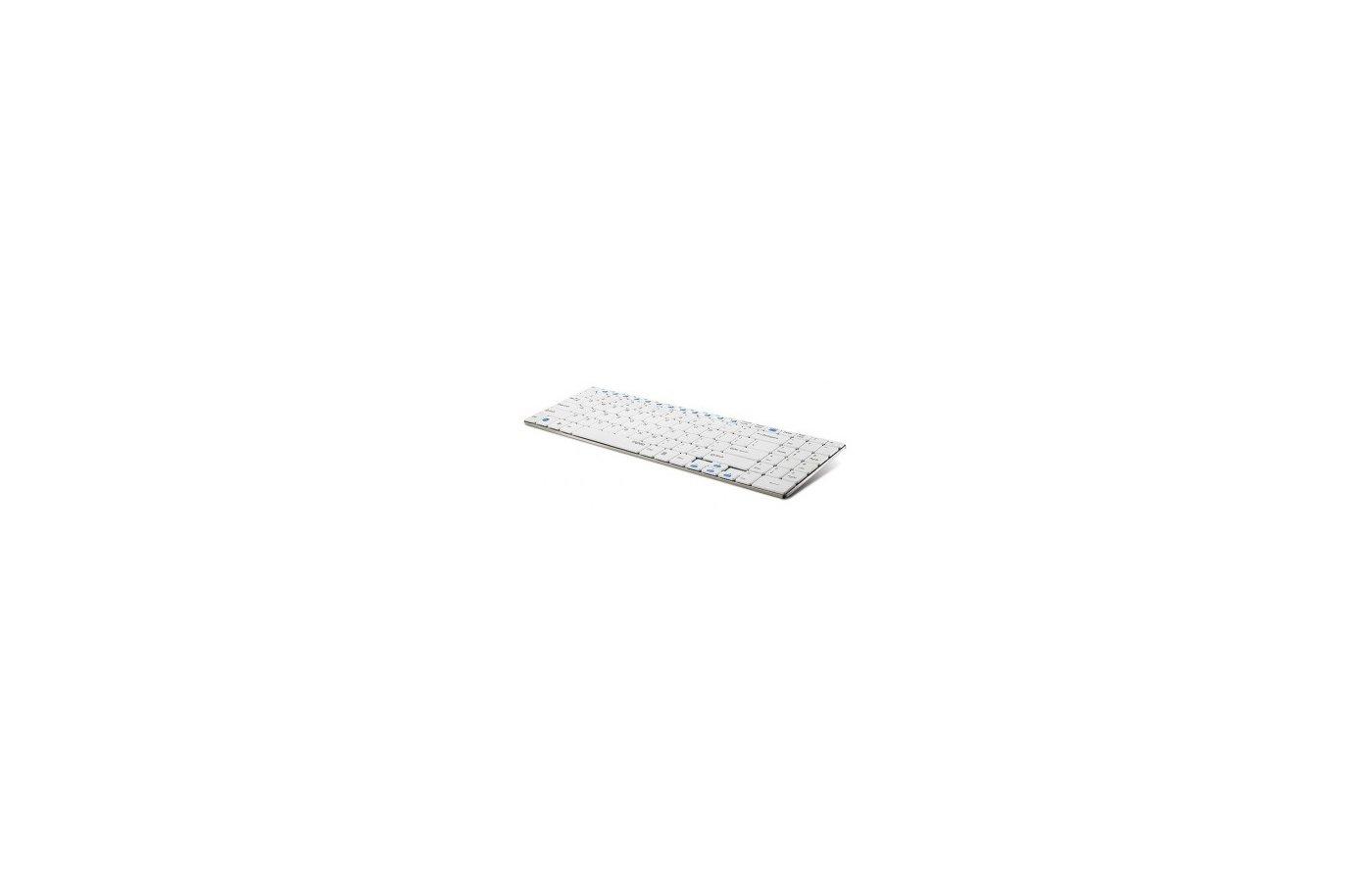 Клавиатура беспроводная Rapoo E9070 белый
