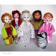Игрушка ПКФ Игрушки СИ-508 Кукольный театр Снежная королева