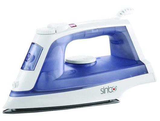 Утюг SINBO SSI 2868 синий/белый