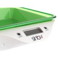 Фото Весы кухонные SINBO SKS-4520 зеленый