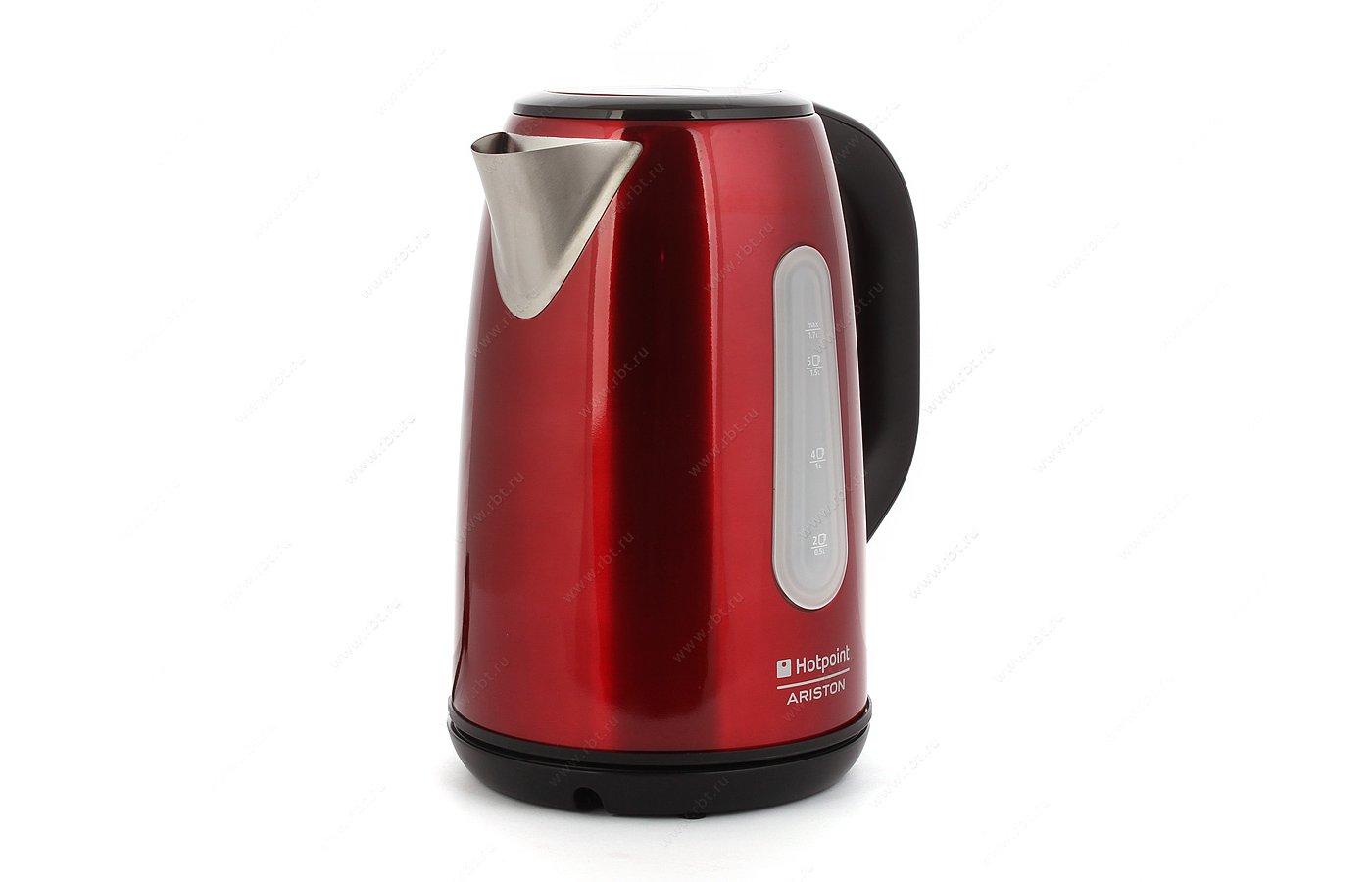 Чайник электрический  HOTPOINT-ARISTON WK 22M DRO