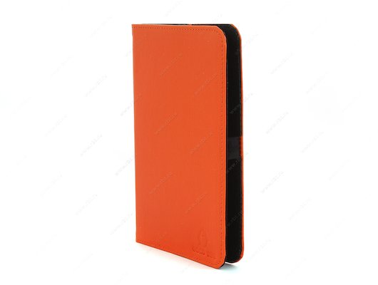 Чехол GoodEgg для PocketBook 614/624/626/640 кожа оранжевый (GE-PB624LIR2250)