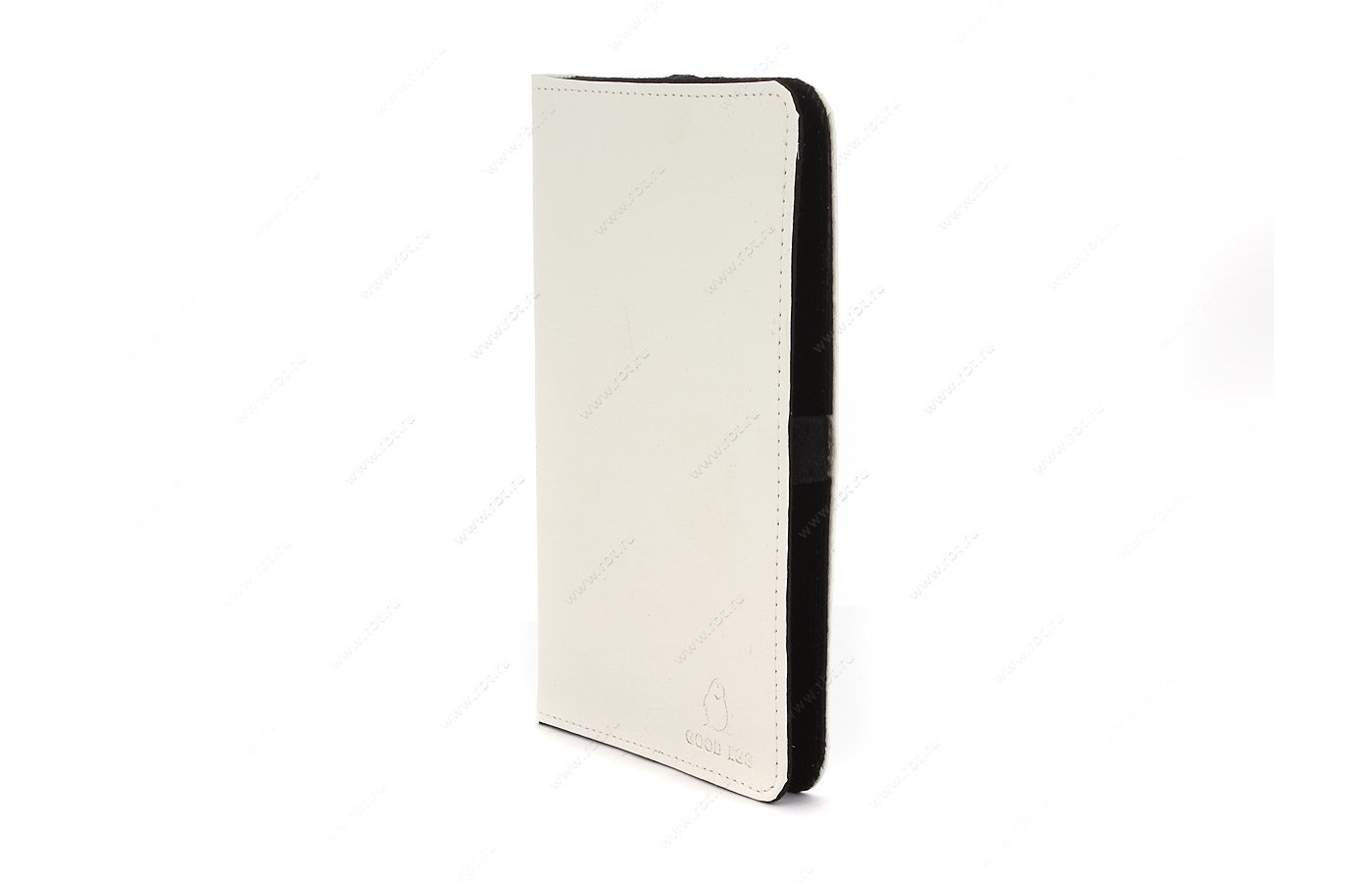 Чехол GoodEgg для PocketBook 614/624/626/640 кожа белый (GE-PB624LIR2200)