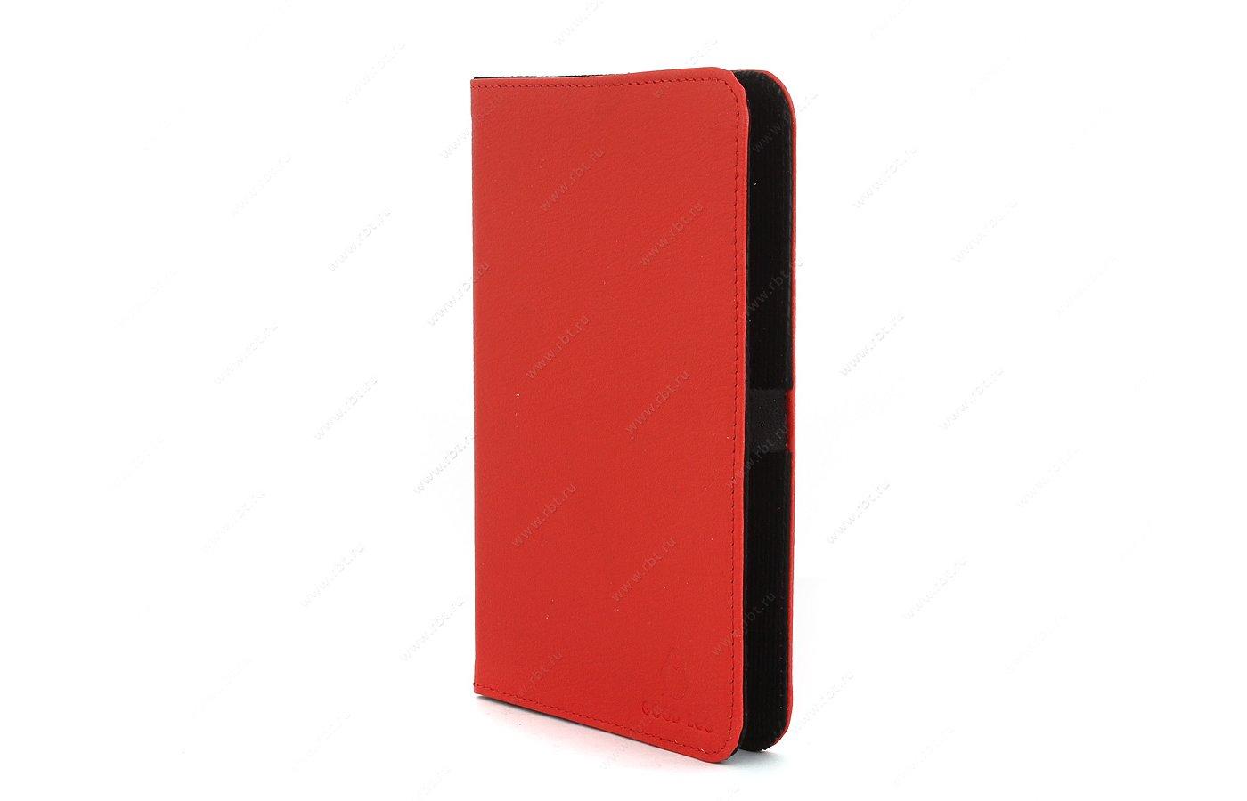 Чехол GoodEgg для PocketBook 614/624/626/640 кожа красный (GE-PB624LIR2210)
