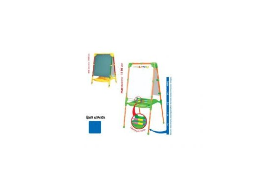 Nika М2 Мольберт-трансформер синий