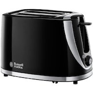 Фото Тостер RUSSELL HOBBS Stylis Black Toaster 21410-56