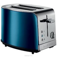 Фото Тостер RUSSELL HOBBS Jewels Topaz Blue 21780-56