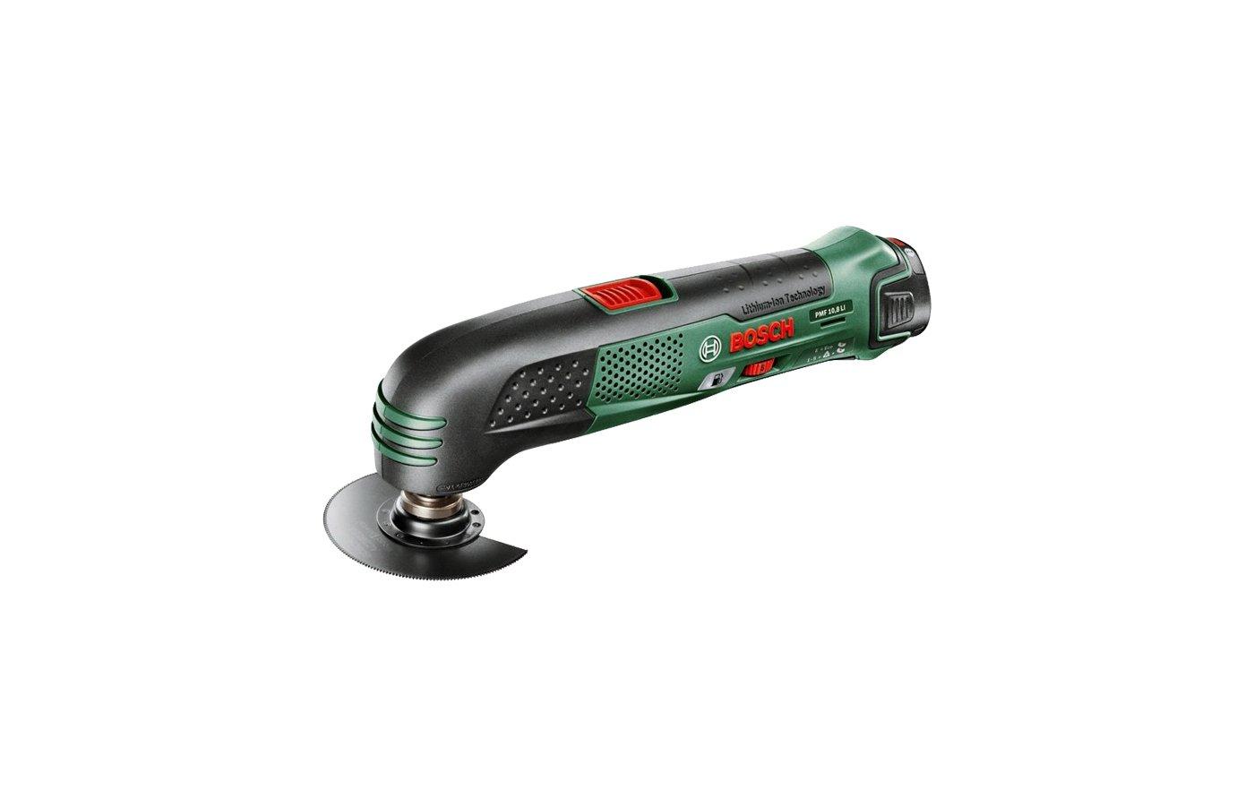 Инструмент BOSCH PMF 10,8 LI 2 АКБ