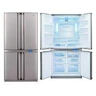 Фото Холодильник SHARP SJ-F96SPSL
