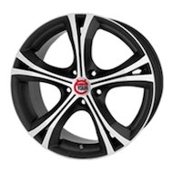 Фото Диск Ё-wheels E11 6.5x16/5x112 D66.6 ET37 MBF