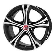 Диск Ё-wheels E11 6x15/4x108 D65.1 ET27 MBF