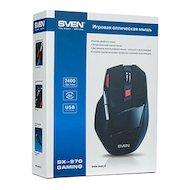 Фото Мышь проводная SVEN GX-970 Gaming
