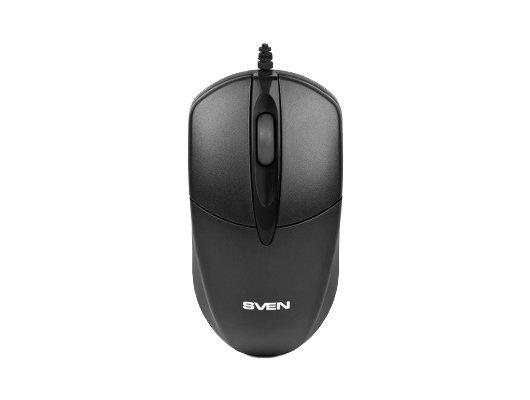 Мышь проводная SVEN RX-112 USB черная
