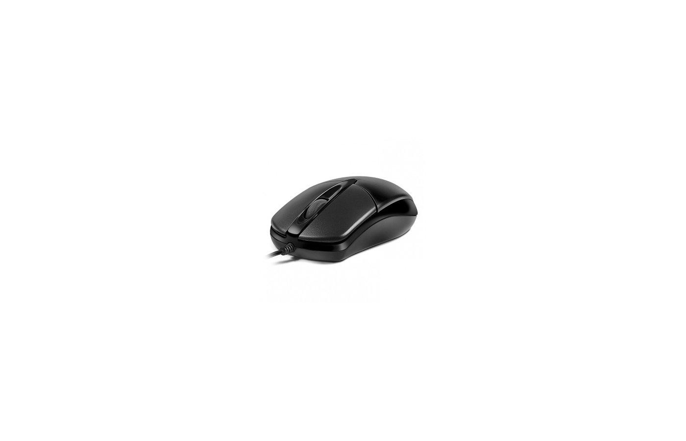 Мышь проводная SVEN RX-112 USB+PS/2 чёрная
