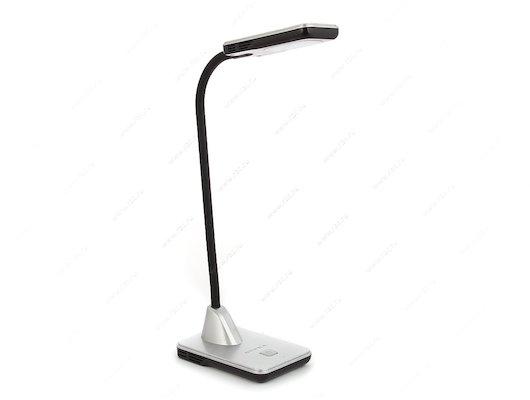 Светильник настольный SUPRA SL-TL300 silver LED 5 Вт.