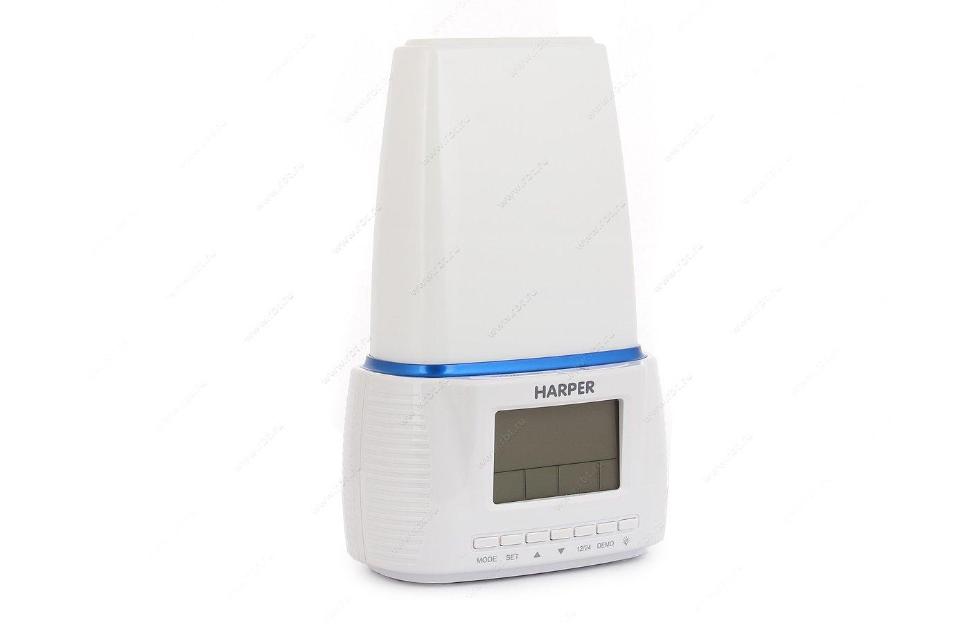 Настольные часы HARPER HWUL-878 Световой будильник