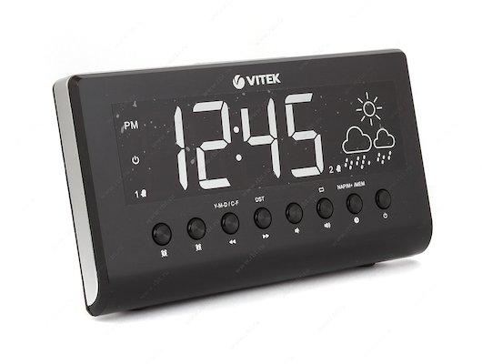 Настольные часы VITEK VT-3526 Радиочасы