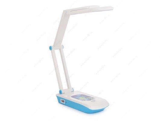 Светильник настольный ЭРА NLED-423-3W-BU синий Фиксики наст.светильник