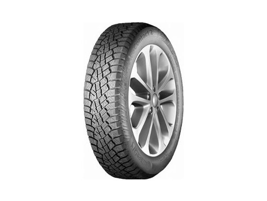 Шина Continental ContiIceContact 2 205/60 R16 TL 96T XL шип