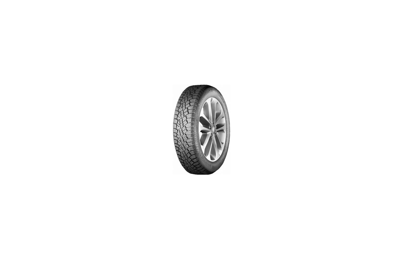 Шина Continental ContiIceContact 2 195/65 R15 TL 95T XL шип