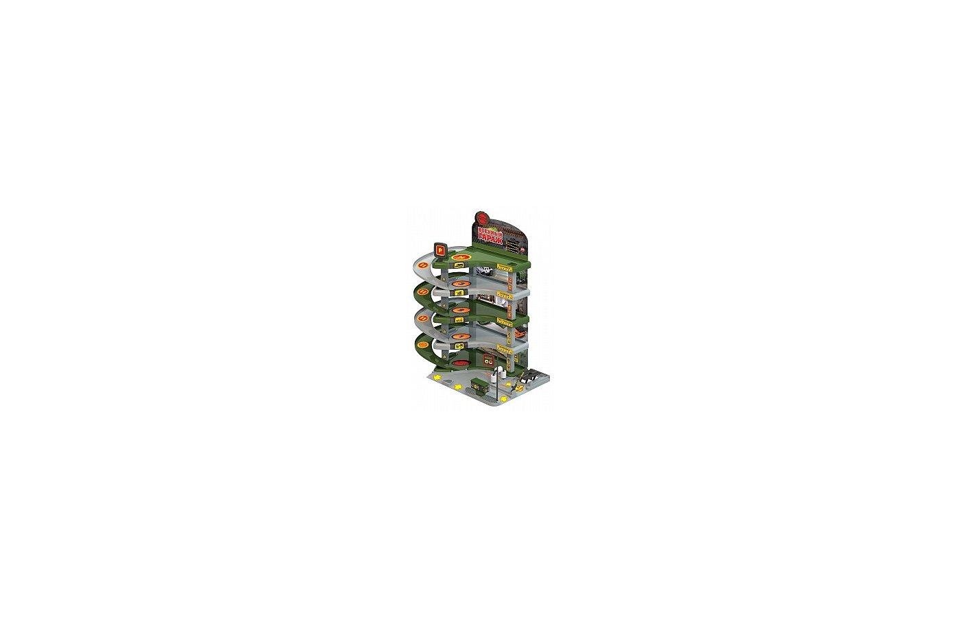 EUROLINE 431224 Военный гараж
