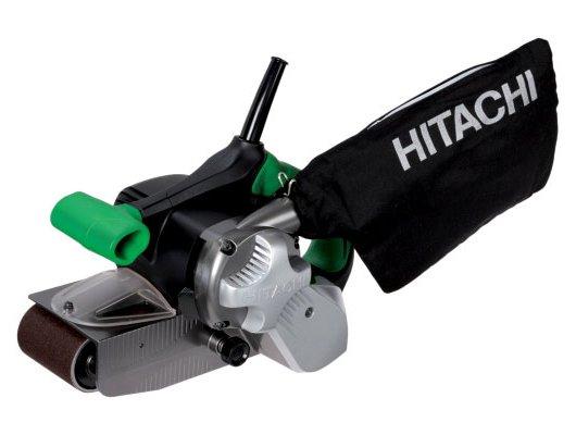 Ленточная шлифовальная машина HITACHI SB 10S2