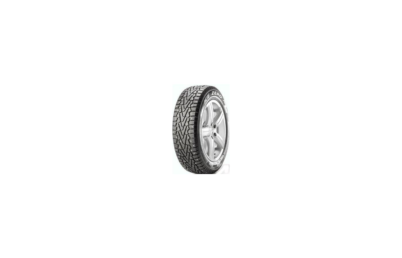 Шина Pirelli Winter Ice Zero 235/60 R18 TL 107H XL шип
