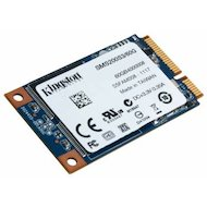 Фото SSD жесткий диск Kingston mSATA 60Gb SMS200S3/60G SSDNow mS200 w510Mb/s r550Mb/s MLC