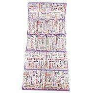 Емкости для хранения одежды VETTA 457-151 City Подвесная секция для хранения мелочей 12 карманов спанбонд влагостойкий 40x90см