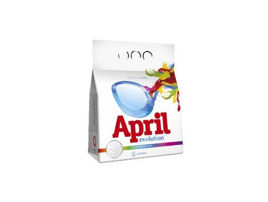Средства для стирки и от накипи APRIL Evolution Автомат Color Protection п/п 5 кг (5387) 4814628005387