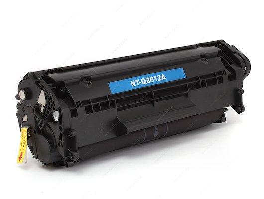 Картридж лазерный GG NT-Q2612A