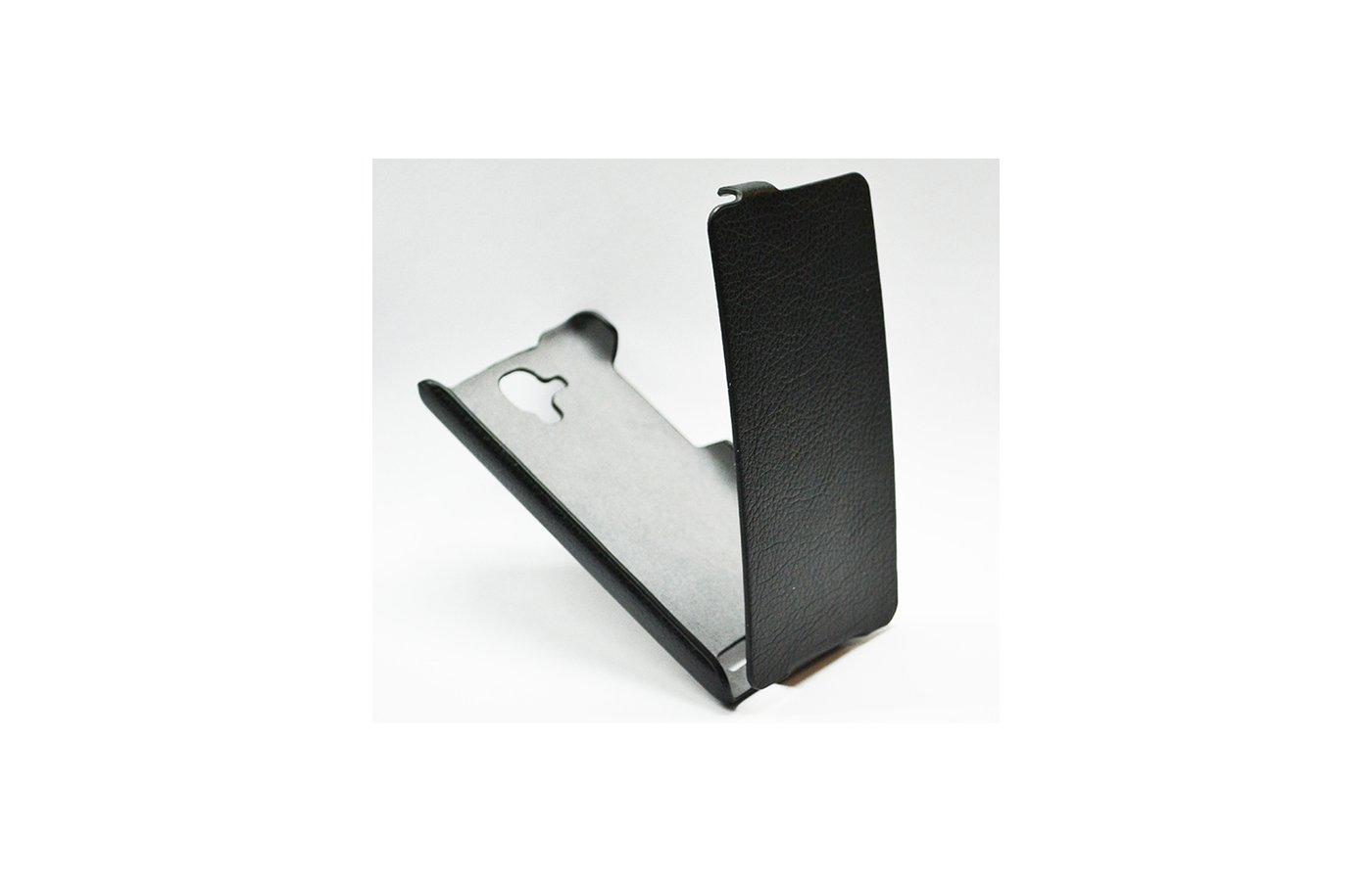 Чехол iBox Premium для Lenovo A536 черный