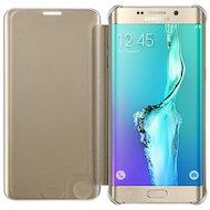 Фото Чехол Samsung ClVCover для Galaxy S6 Edge+ (SM-G928) (EF-ZG928CFEGRU) gold
