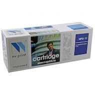 Фото Картридж лазерный NV Print совместимый Canon NPG11 для NP6012/6112/6212/6312/6512/6612 (280гр). Чёрный. 5000 страниц.