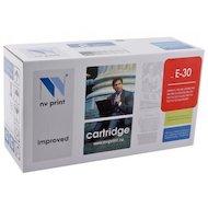 Фото Картридж лазерный NV-Print совместимый Canon E-30 для FC-2xx/3xx/530/108/208 PC-7xx PC-8xx. Чёрный. 4000 страниц.