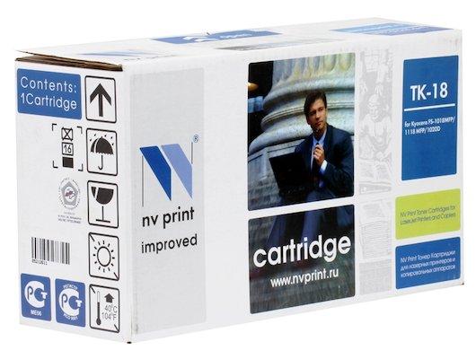 Картридж лазерный NV-Print совместимый с TK17/18/100 для Kyocera FS1020D