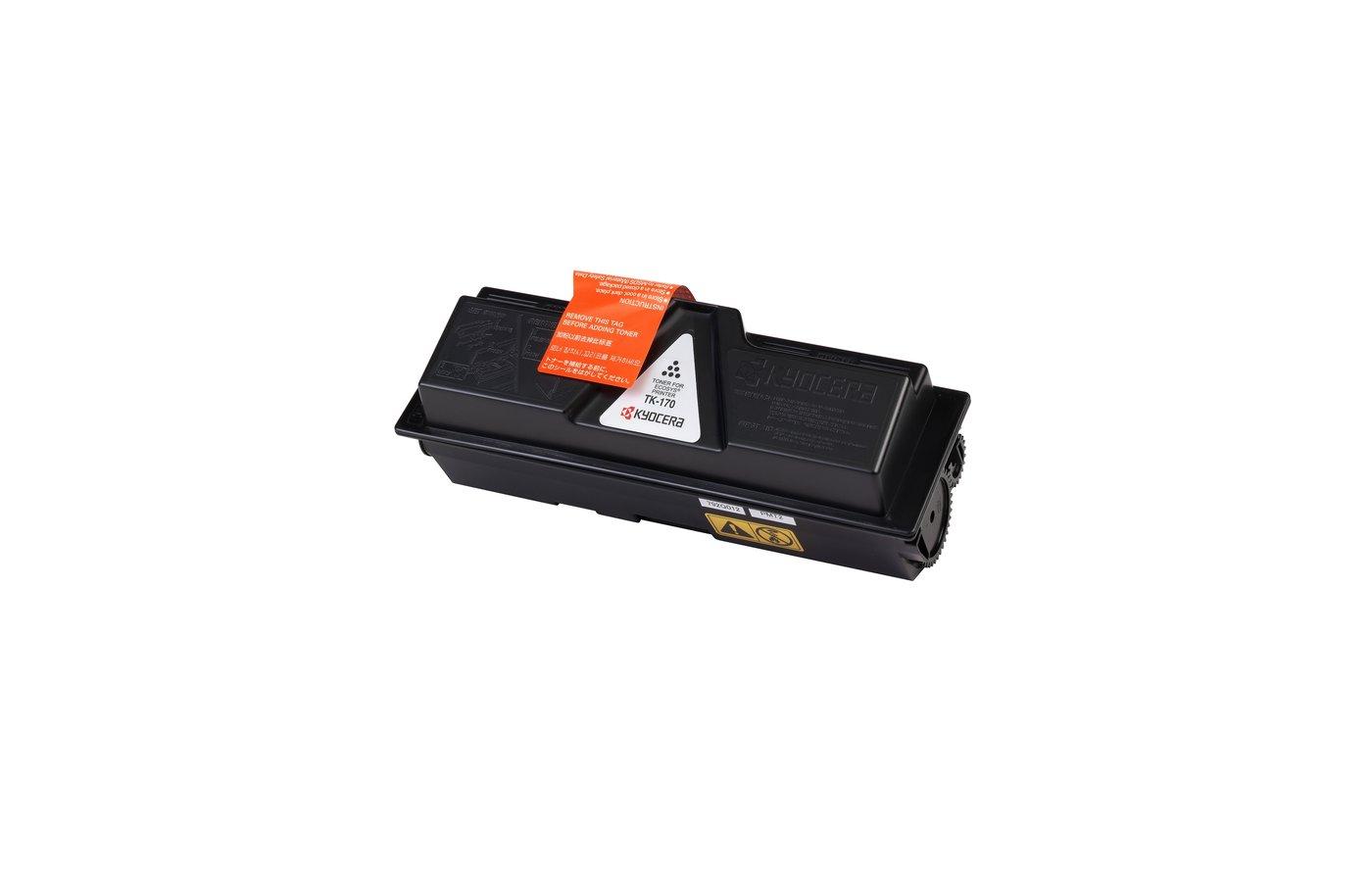 Картридж лазерный NV-Print совместимый Kyocera TK-170 для FS-1320/1320N/1320DN/1370/1370N/1370DN. Чёрный. 7200 страниц