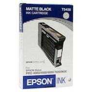 Фото Картридж струйный Epson C13T543800 картридж (Matte Black для Stylus PRO 7600/9600 (матовый черный))