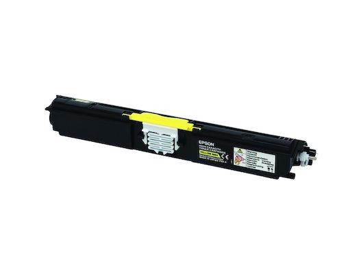 Картридж лазерный Epson C13S050554 картридж (Yellow для AcuLaser C1600/CX16 HC 2.7K (желтый))