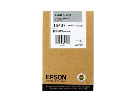 Картридж струйный Epson C13T543700 картридж (Grey для Stylus PRO 7600/9600)