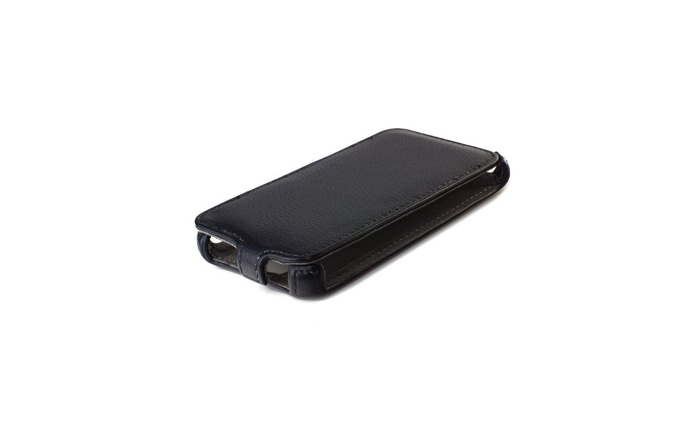 Чехол iBox Premium для Samsung Galaxy Core 2 (G355) черный