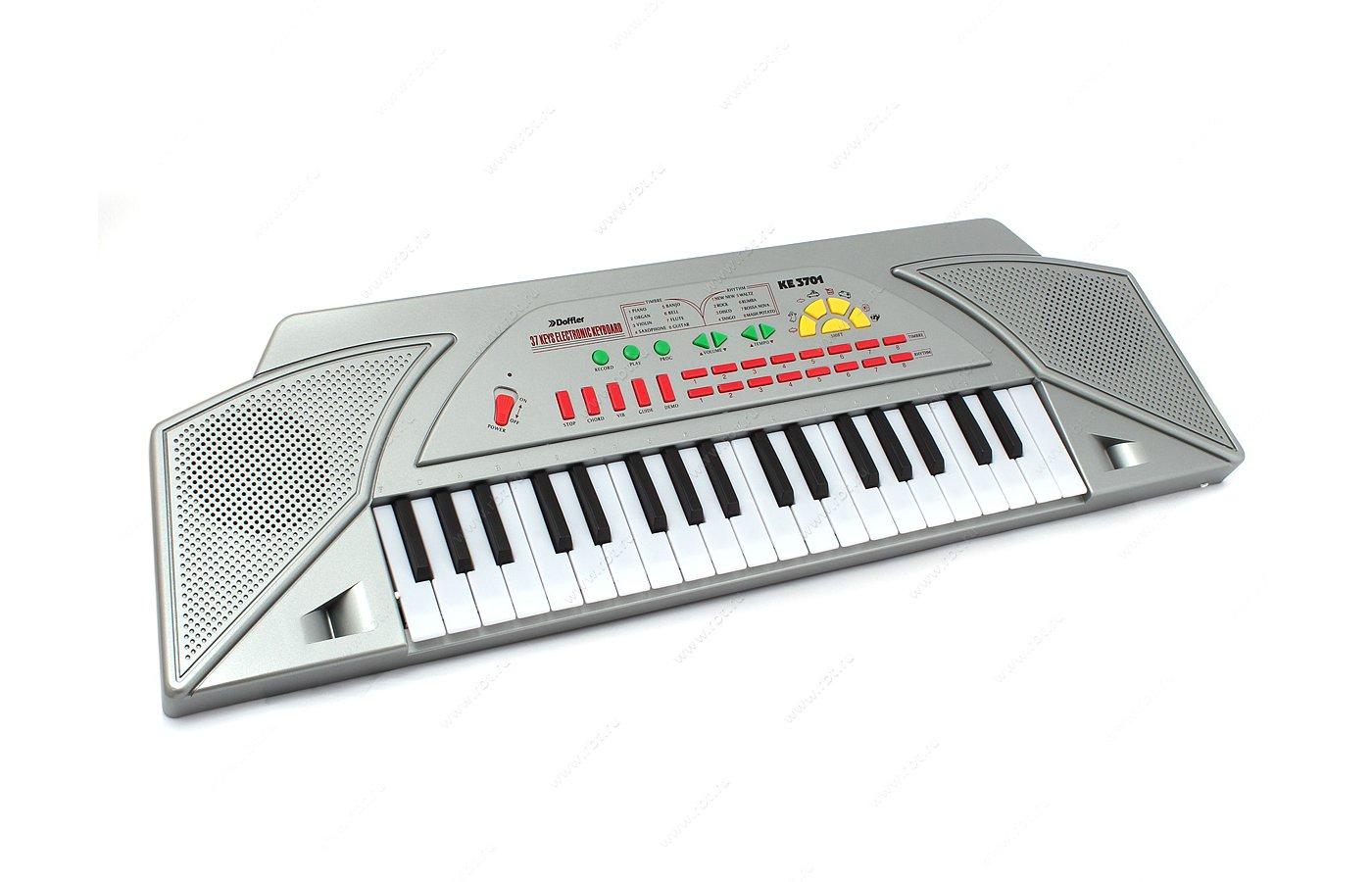 Музыкальный инструмент DOFFLER KE 3701