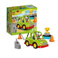 Фото Конструктор Lego 10589 Дупло Гоночный автомобиль