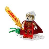 Фото Конструктор Lego 70142 Легенды Чимы Огненный истребитель Орлицы Эрис