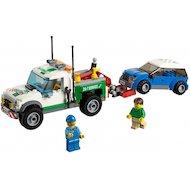 Конструктор Lego 60081 Город Буксировщик автомобилей