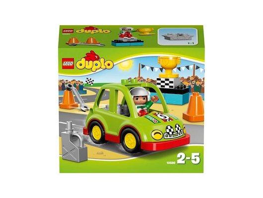 Конструктор Lego 10589 Дупло Гоночный автомобиль